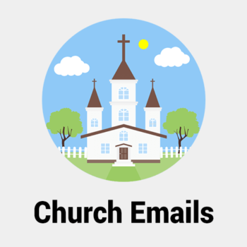 church emails-min