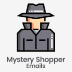 Mystery Shopper Emails