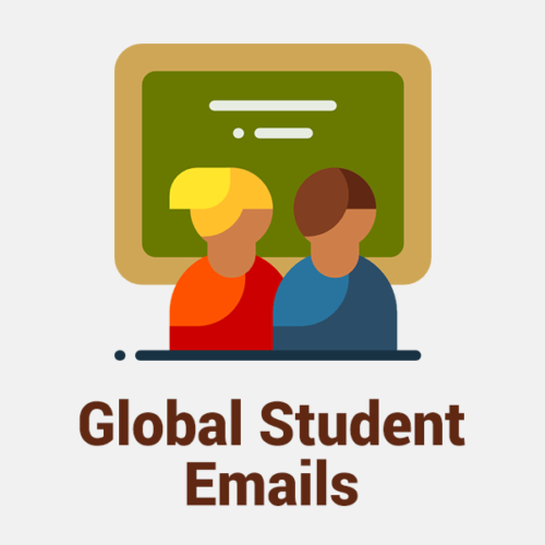 student emails