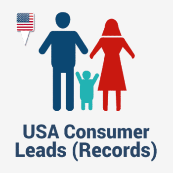 usa consumer leads records
