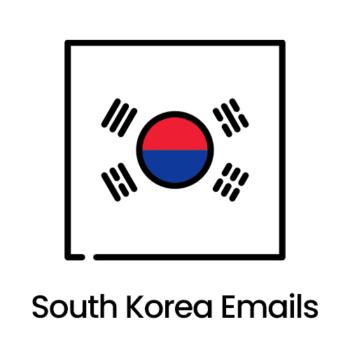 south korea emails