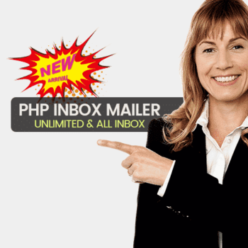 unlimited bulk friendly php inbox mailer