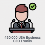 ceo emails from usa companies