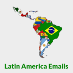 latin america country emails