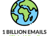 1 billion global emails mixed countries